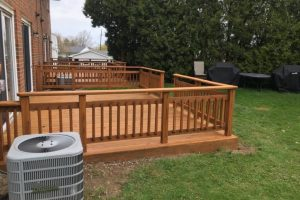 Deck cleaning erie county pa