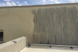 Cleaning Stucco