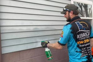 Rebright Exterior House Cleaning